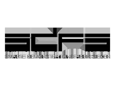 SDFS Smarte Demonstrationsfabrik Siegen GmbH Logo