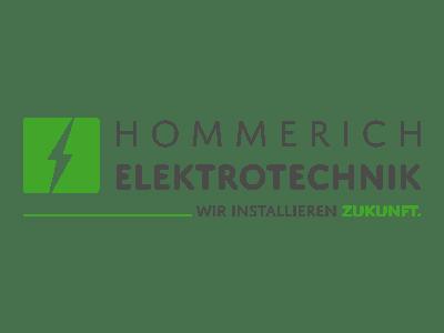 Hommerich Elektrotechnik GmbH Logo